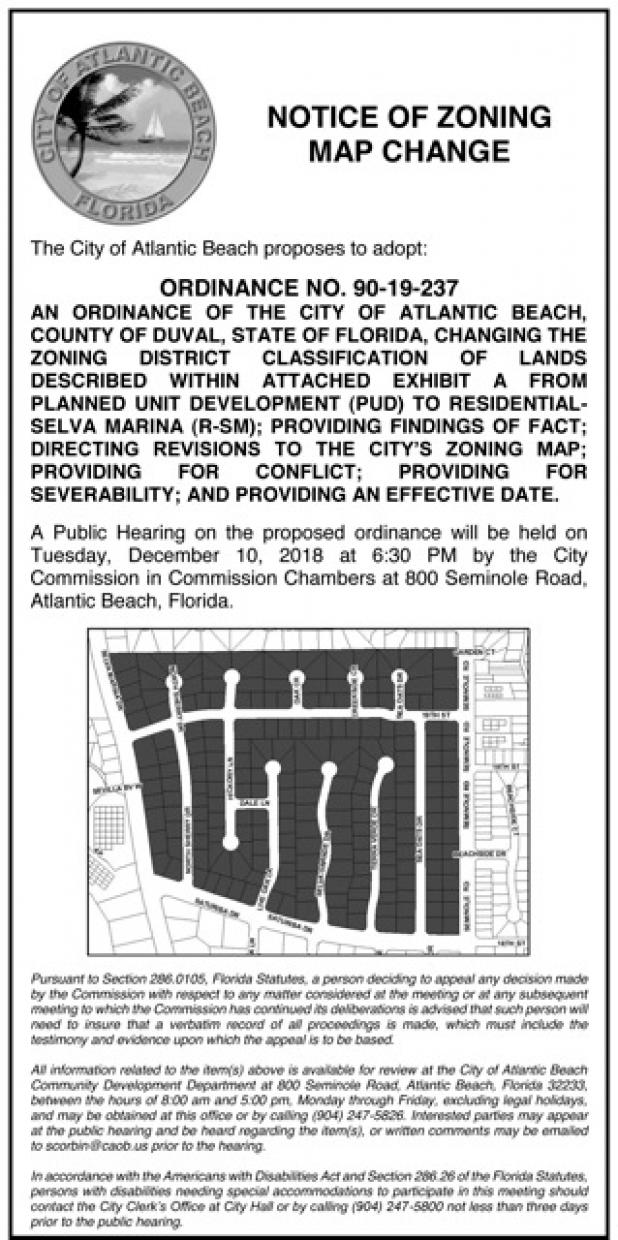 Legals The Beaches Leader Ponte Vedra Leader